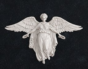 3D print model cnc angel Angel