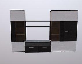 3D asset furniture for living room