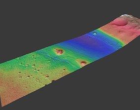 3D Mars Surface