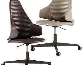 Reflex Vela office chair 3D model