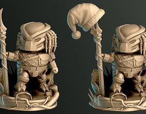 3D print model The Hunter