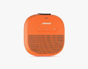 3D model Bluetooth SoundLink Micro Bose
