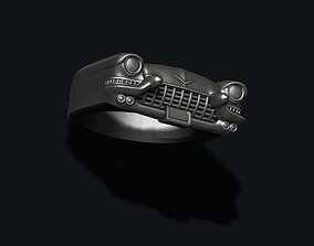 car ring 14 coupe 3D printable model