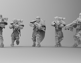 Knights of Roma - Frontline 3D printable model