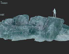 iceberg 3D model VR / AR ready