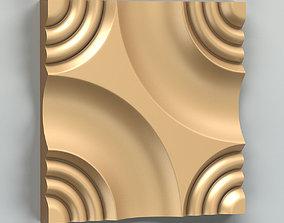 Wall panel 016 3D model