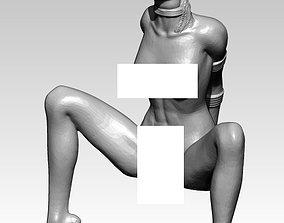 Woman Statue 3D printable model miniatures