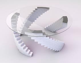 Adjustable Table 3D