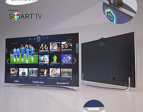 3D Samsung Smart LED TV
