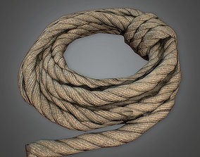 Rope - CMP - PBR Game Ready 3D model