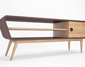 TV Cabinet 140 Helsinki Series 3D