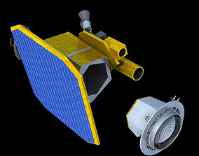 3D Deep Impact Spacecraft