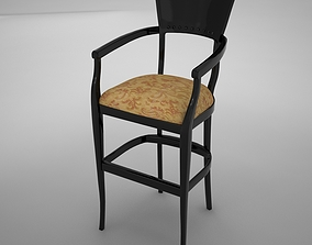 3D bar chair 3