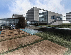 3D library Project on revit