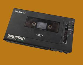 3D model Sony Walkman