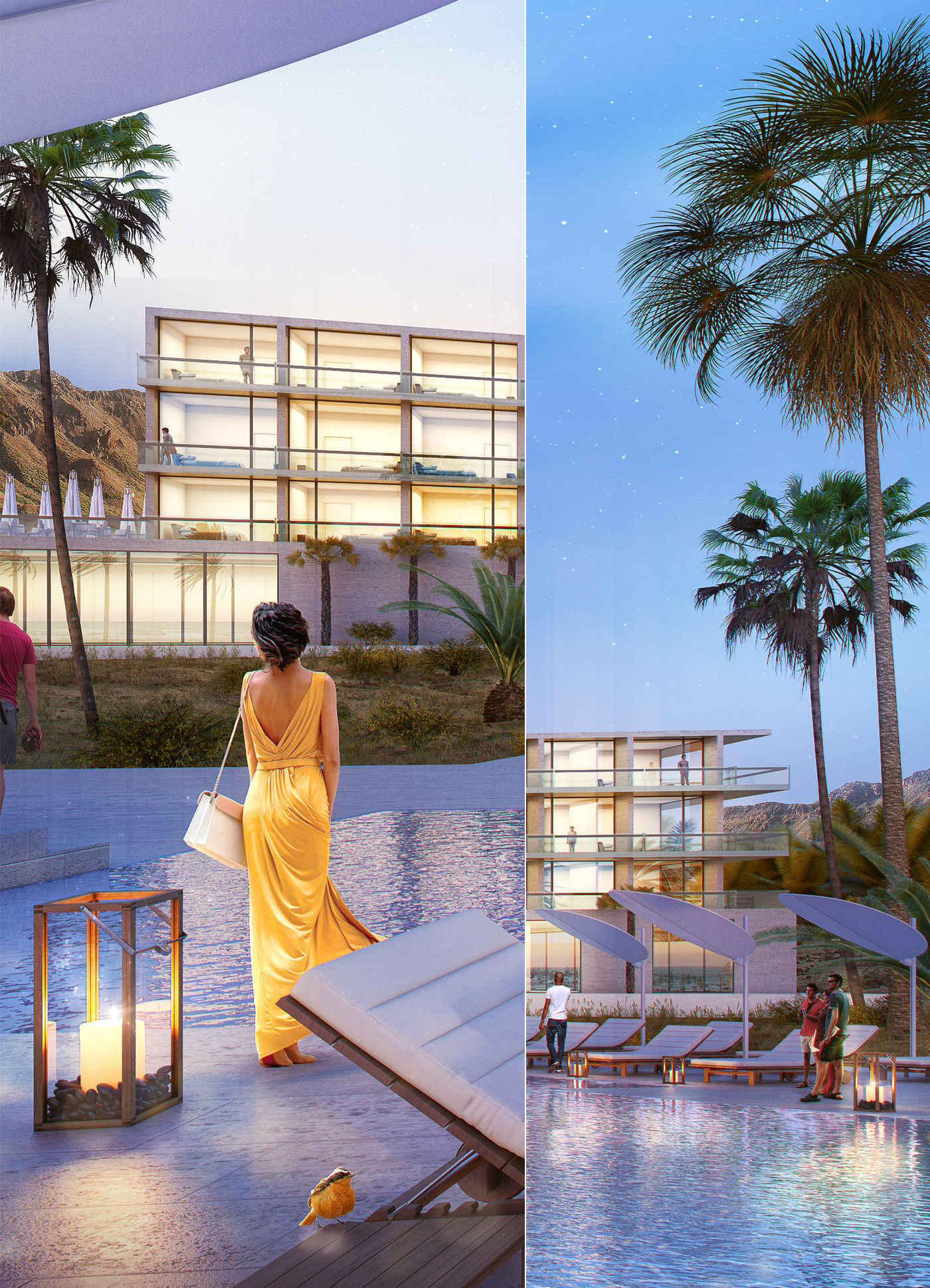 Taghazout hotel