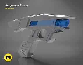 3D printable model Vengeance Phaser - Star Trek
