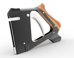 3D model tools Frame Staple Gun