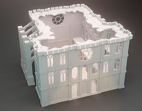 Modular Church 3D printable model