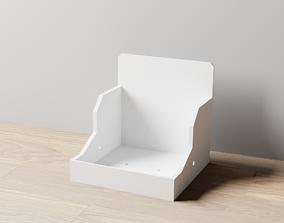 009MT Empty Top Unit Storage Organiser 3D print model