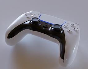 3D model DualSense Controller PS5