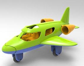 Toy Plane 3D models