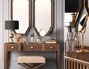 3D model Dressing table Mini Pixel by ROOMA DESIGN