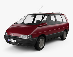 Renault Espace 1991 3D