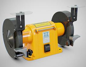 3D model Bench Grinder - Hanning E6Z2-061 Clean