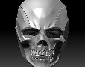 Black Mask Batman DC 3D printable model games