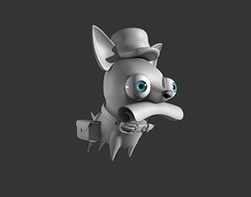 Perro 3D model