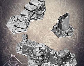 Shadespire Terrain Set 3D printable model