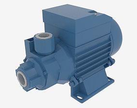 QB Series Clean Water Pump 3D model