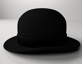 3D model Bowler Hat