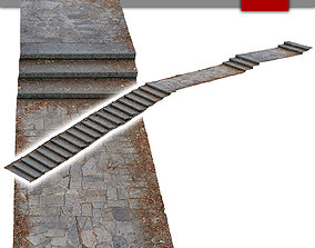 272 Staircase 3D asset