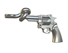 3D printable model Magnum 357 knot