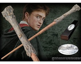 HARRY POTTER WANDS COLLECTIONs 16 3D printable model