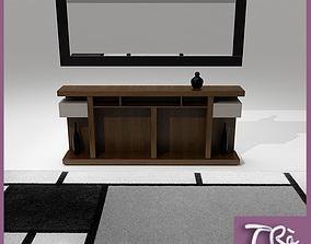 3D FOYER TABLE