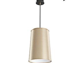 3D model ROMA Ceiling Lamp