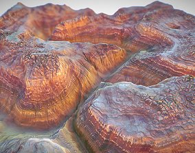 3D asset PBR Cinematic Canyon Landscape - Canyonized