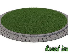 Grass sward 3D