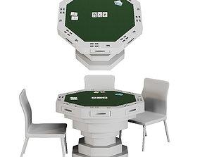 Poker Table gamble 3D