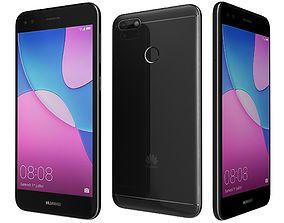 Huawei P9 Lite MiniY6 Pro Black 3D