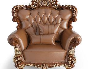 3D print model CLASSIC CHAIRS armchair