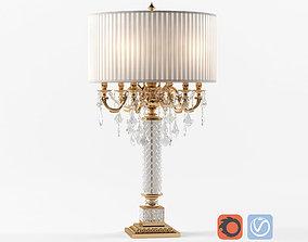 Table lamp Zanaboni 3D