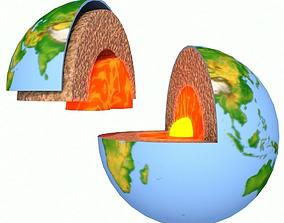 Earth Part 3D model