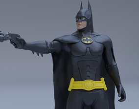 miniatures Batman Returns 3d Print Model
