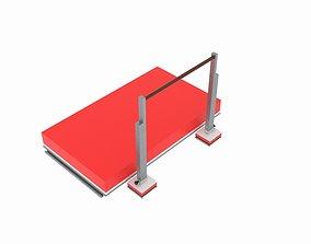 Jump Platfom 3D asset