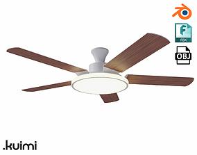 Ceiling Fan 001 3D PBR