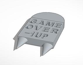 tombstone 3D printable model